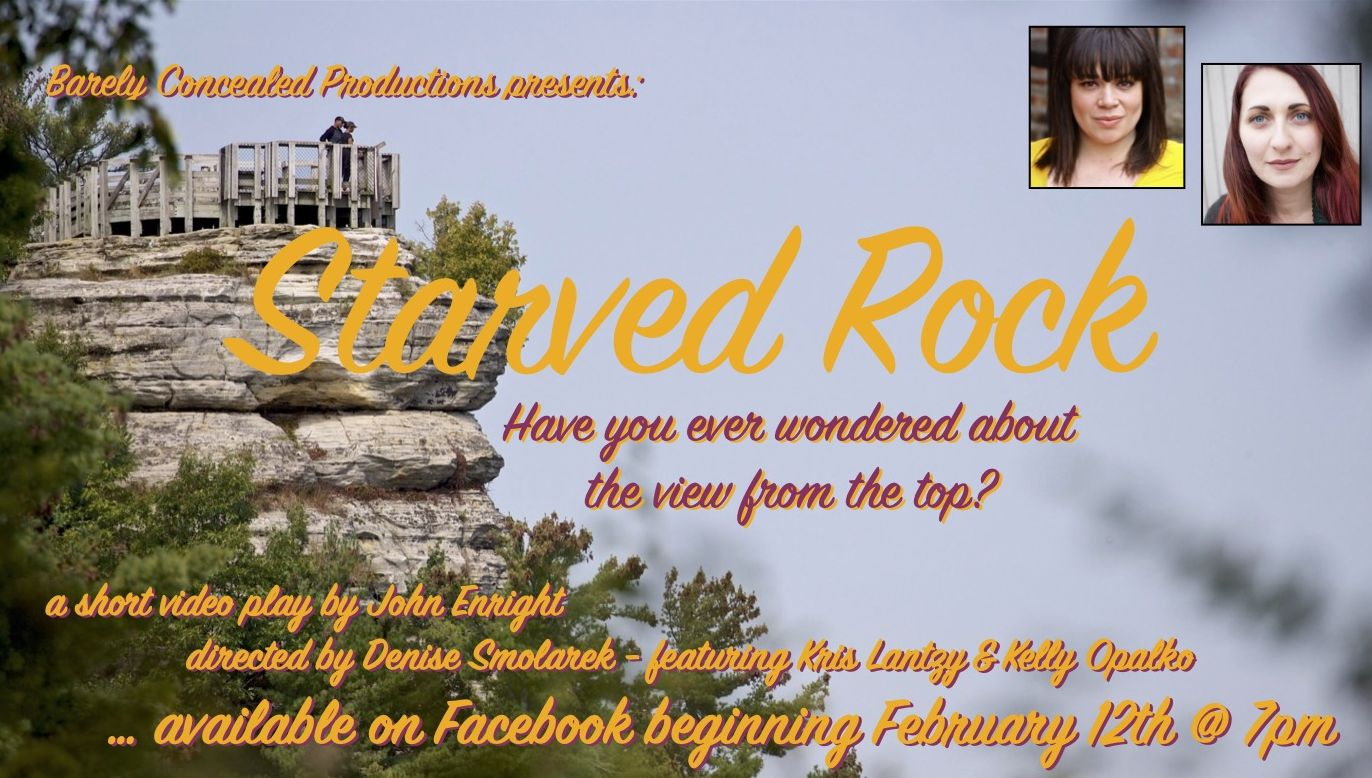 brochure for Starved Rock by Enright